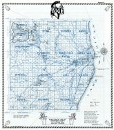Sheboygan County - Historical Map, Sheboygan County 1941